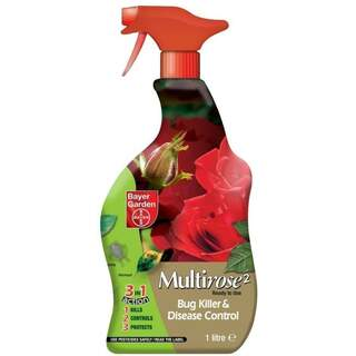 Multi Rose Bug Killer & Disease Control 1 Ltr