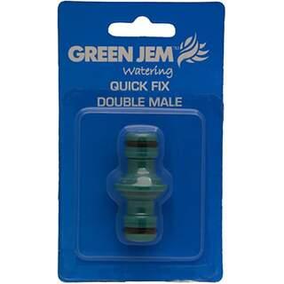 Green Jem Watering Double Male