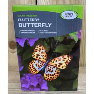 Flutterby Butterfly - Yellow