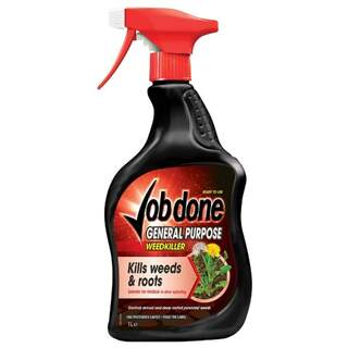 Jobdone General Purpose Weedkiller 1 Ltr