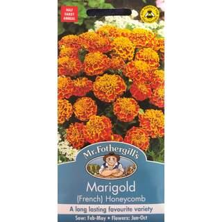 UK/FO-MARIGOLD (French) Honeycomb