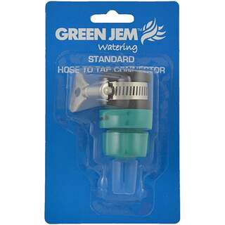 Green Jem Watering Hose-Tap Connector