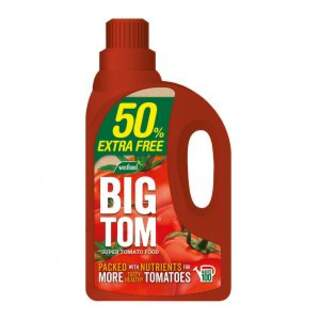 BIG TOM Super Tomato Food 1.25L + 50% Extra Free