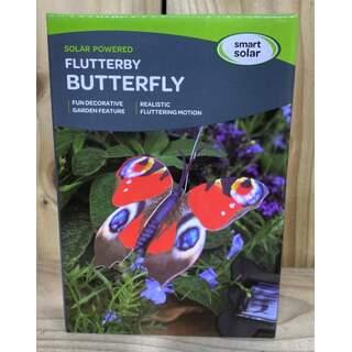 Flutterby Butterfly - Red