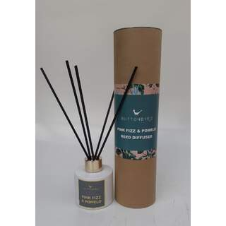 Reed Diffuser Pink Fizz & Pomelo