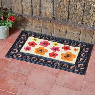 Flower Power Decoir Insert 53x23cm