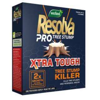 Resolva Pro Tree Stump Xtra Tough Sachets 2 x 100ml