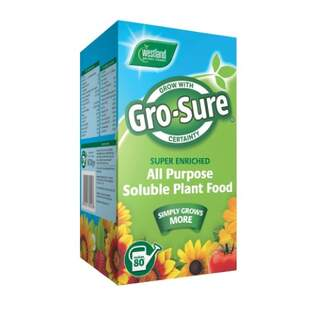 Gro-Sure All Purpose Soluble Plant Food 800g