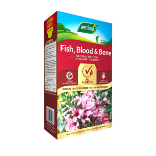 FISH, Blood & Bone 1.5Kg