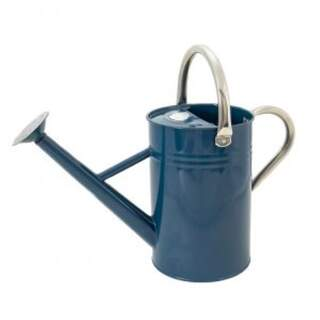 4.5L Metal Watering Can - Midnight Blue