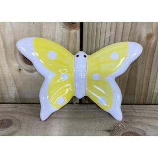 Butterfly Yellow - Large