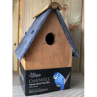 Oakwell Nest Box