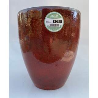 26cm Ruby Tall Planter
