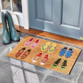 Shoe-aholic 45x75cm