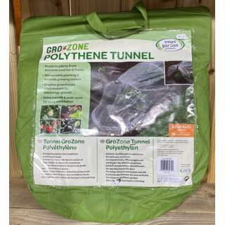 GroZone Polythene Tunnel